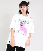 PUNYUS(プニュス) | ジャッカルクラッシュTシャツ