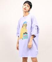 ぷにゅす プニュス | VINYL DOGビッグTシャツ