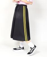 ぷにゅす プニュス   2ラインジャージスカート