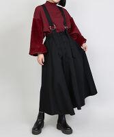 ぷにゅす プニュス | サス付きロングスカート