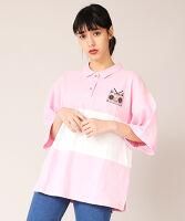 ぷにゅす プニュス | ワンポイントビッグポロシャツ