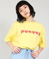 PUNYUS(プニュス) | PUNYUSロゴショート丈Tシャツ