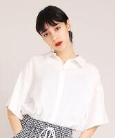 ぷにゅす プニュス | フレアスリーブシャツ