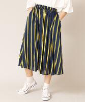 ぷにゅす プニュス | ストライプ柄スカート