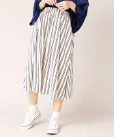 ぷにゅす プニュス | ダブルストライプスカート