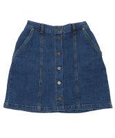 ぷにゅす プニュス | 前ボタン台形スカート