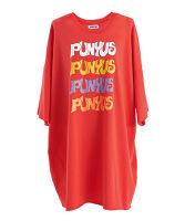 PUNYUS(プニュス) | 4連ロゴビッグTシャツ