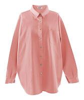 ぷにゅす プニュス | ツイルビッグシャツジャケット