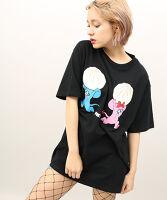ぷにゅす プニュス | マウスカップルTシャツ