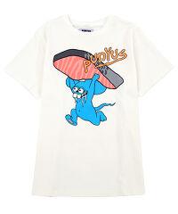 ぷにゅす プニュス   いただきマウスTシャツ