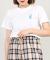 ワンポイントTシャツ 1