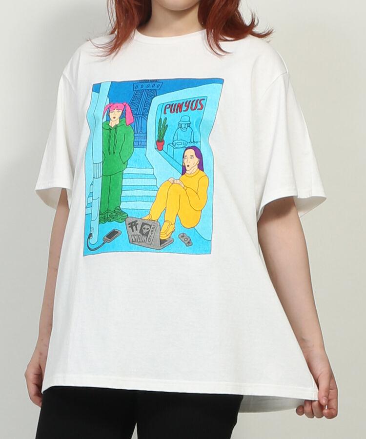 TOKYOガールズTシャツ