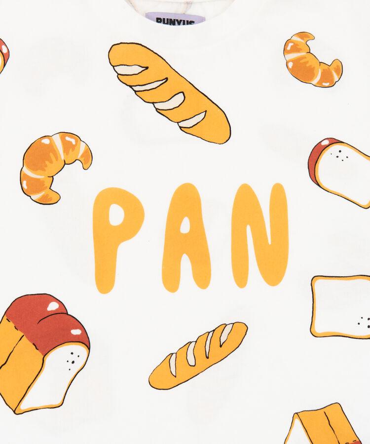 フード総柄Tシャツ(PAN)