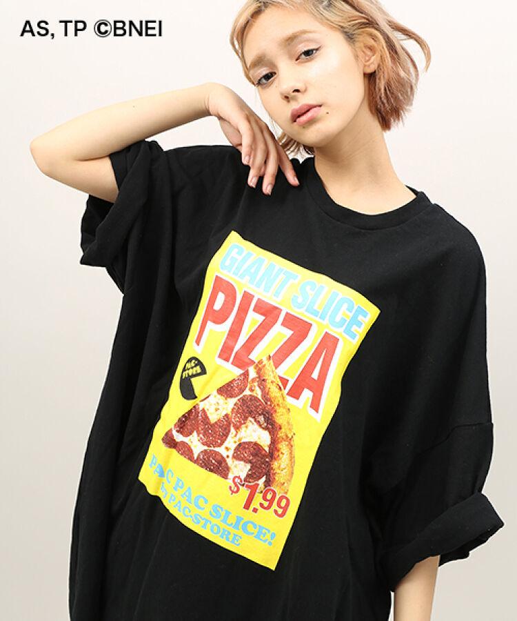 PIZZAビッグTシャツ